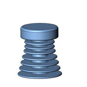 Universal Fluid Container Cap Plug