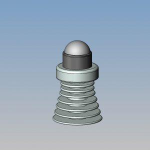 Universal Roller Ball Fluid Dispenser